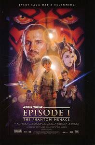 Chiến Tranh Giữa Các Vì Sao: Phần 1 - Bóng Ma Đe Dọa - Star Wars: Episode 1 - The Phantom Menace poster