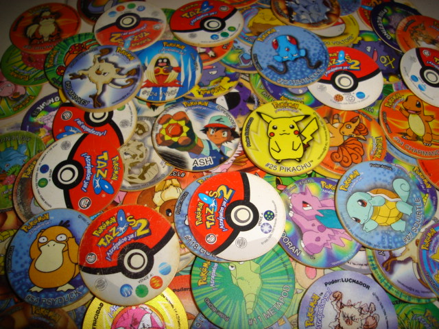 Tazos Pokémon hadiah Chiki / Cheetos / JetZ [image by http://files.todocoleccionista.webnode.es/200000819-5bd0f5ccb1/tazopo12.jpg]