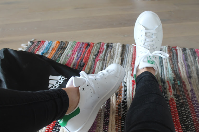 Stan Smith Groen Wit