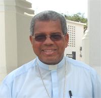 Obispo Ozoria Acosta de S PM dice que el tema de la reelección quedo cerrada cuando se aprobó la Constitucion