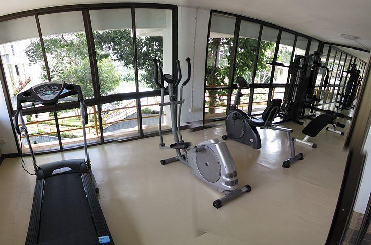 C Condo gym