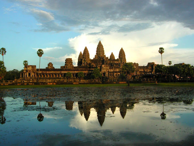 India to build replica of Cambodia's famed Angkor Wat