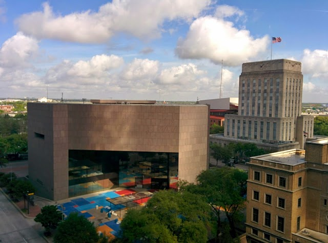 Houston Public Library - Central Library
