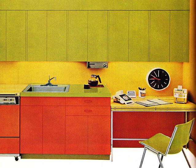oh so lovely vintage orange you glad. Black Bedroom Furniture Sets. Home Design Ideas