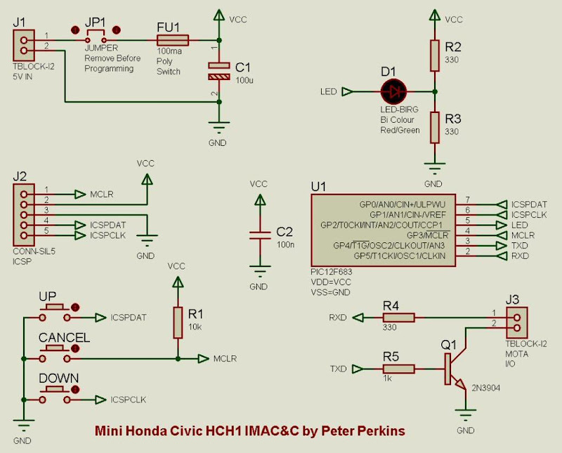 12f683MiniHCH1IMAC%2526C manual control of honda civic hybrid's ima! cleanmpg 2003 honda civic hybrid wiring diagram at n-0.co