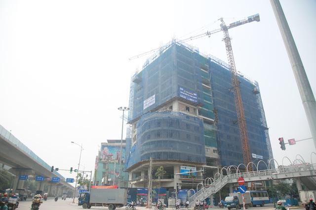 Hình ảnh thực tế dự án FLC Star Tower