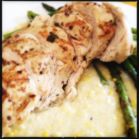 Http Www Epicurious Com Recipes Food Views Mustard Chicken