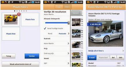 Marktplaats App voor Android, iPhone en iPad