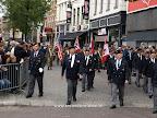 Bevrijdingsoptocht 2010 Nederlandse veteranen