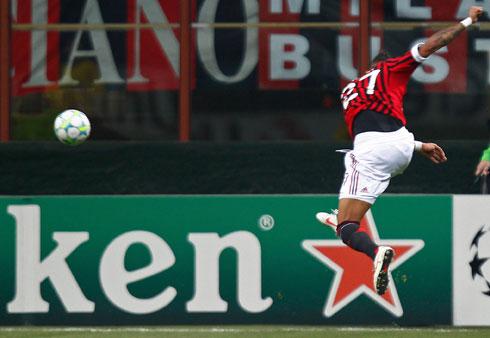 Kevin-Prince Boateng, AC Milan - Arsenal