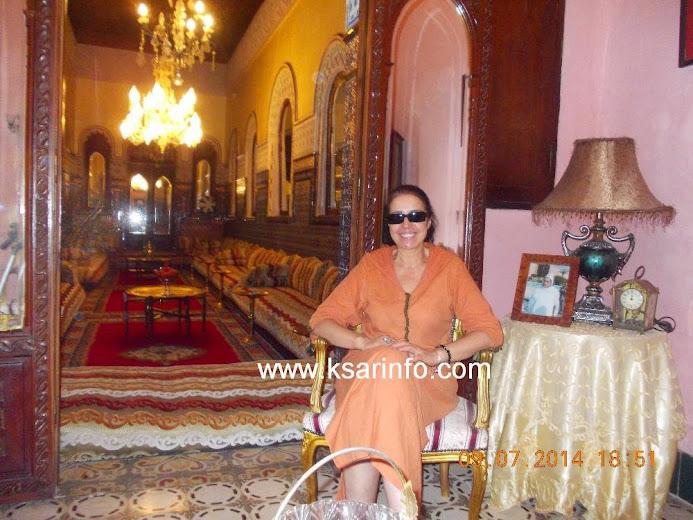 الفنانة إحسان الرميقي ..وكورال القصر الكبير يتألقون في موسم أصيلا + فيديو
