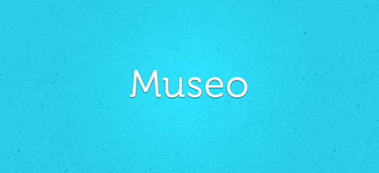 Museo font