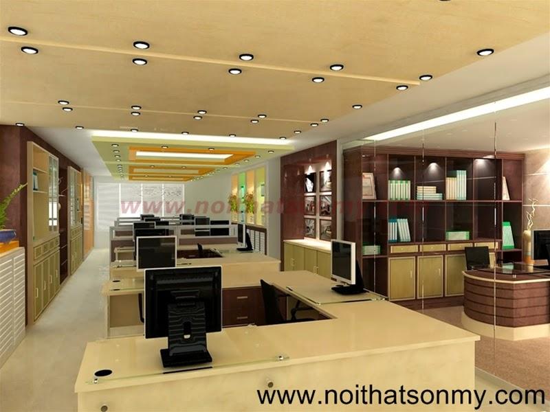 Thiết kế văn phòng 282