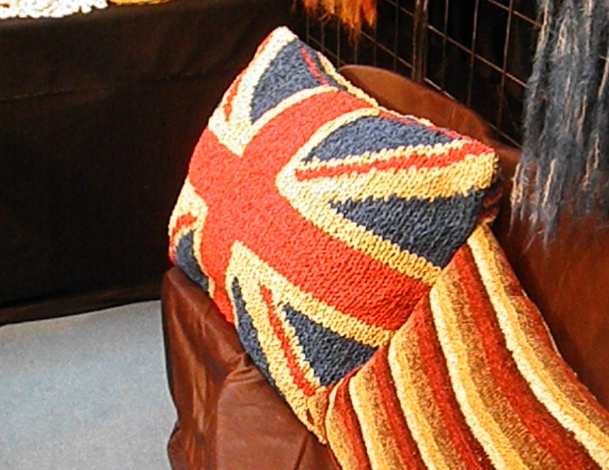Knitting Pattern For Union Jack : Redirecting