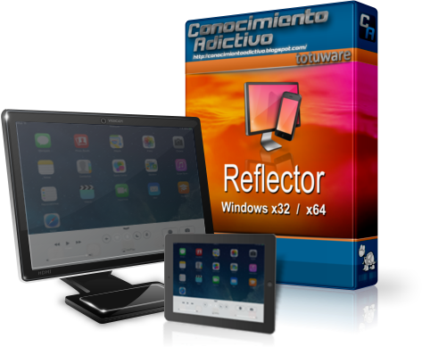 AirPlay reflector reflector 1.3.3 for Windows - Record your screen iPad / iPhone / iPod Touch to your PC