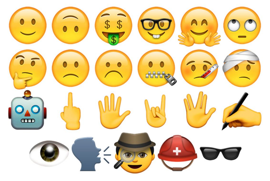 Whatsapp Iphone: 150 nuove emoticons e faccine emoji