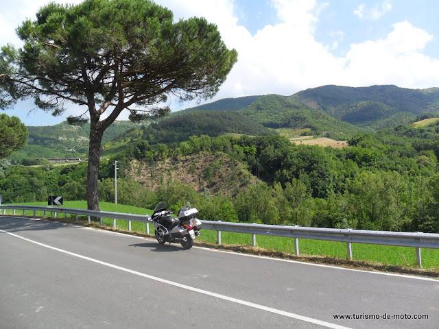 Via Forlivese, Parque Natural Foreste Casentinesi, Itália
