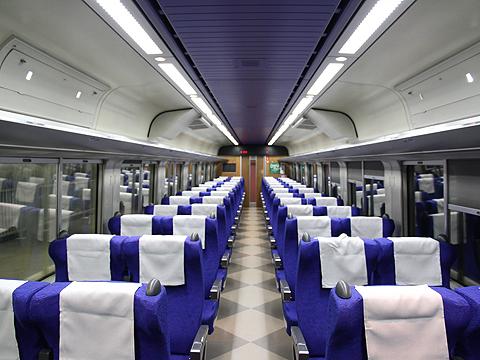 JR北海道 261系「スーパー宗谷3号」 車内