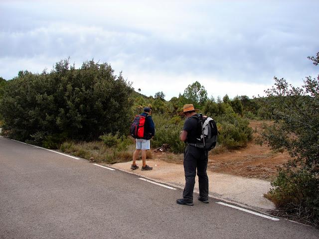 Senderismo - GR-36 Montanejos - Alcudia de Veo