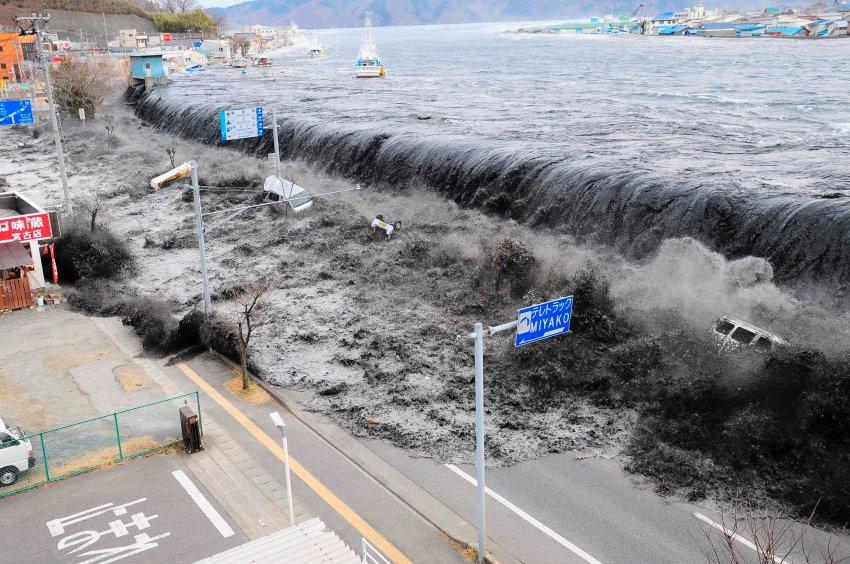 იაპონია 2011 Imagenes de una apocalipsis real | X Art Book