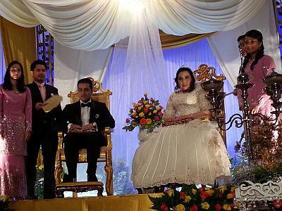 gambar sekitar majlis perkahwinan Ummi Hafilda & Dr Zaman Khan