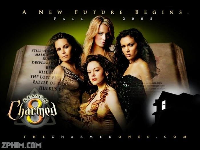 Ảnh trong phim Phép Thuật 8 - Charmed Season 8 1