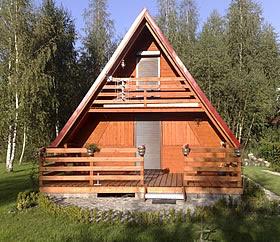 Domek drewniany ORLIK