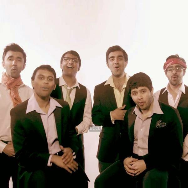 Cappella group Penn Masala's video 'Evolution of Bollywood Music' went viral on social networking websites is a treat to watch. Not only do the group of six boys take you down the memory lane with the melodies from the yesteryears till today.