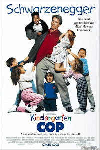 Cảnh Sát Giữ Trẻ - Kindergarten Cop poster