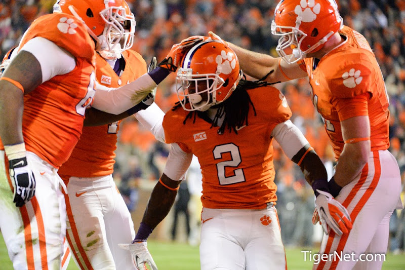 Clemson vs Georgia Tech Photos - 2013, Football, Georgia Tech, Sammy Watkins