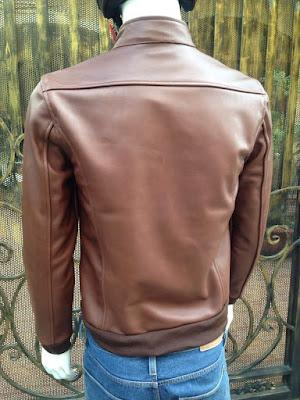 áo khoác da bò nam tphcm
