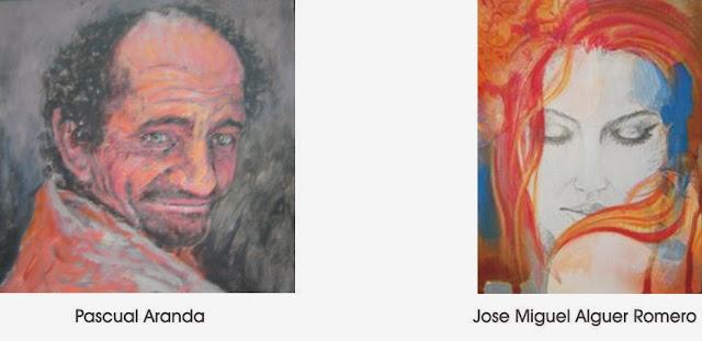 Retratos por encargo, Pascual Aranda y Jose Miguel Alguer Romero