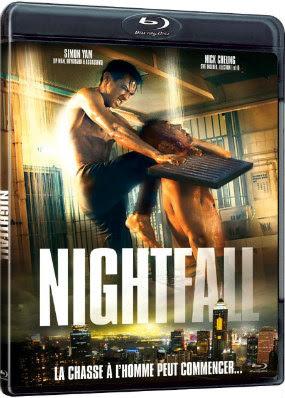 Filme Poster Ao Cair da Noite BDRip XviD & RMVB Dublado