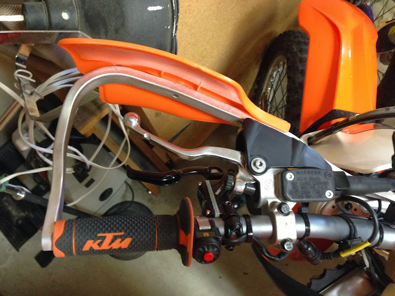 Rekluse Left Hand Rear Brake (LHRB) – Oct 2013 | Gardiner Family