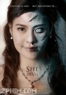 Vợ Quỷ - She Devil (2014) Poster