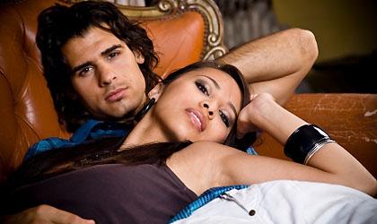 Couple Dating Interracial