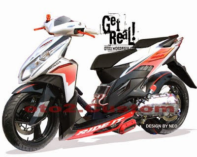 modifikasi vario techno non cbs