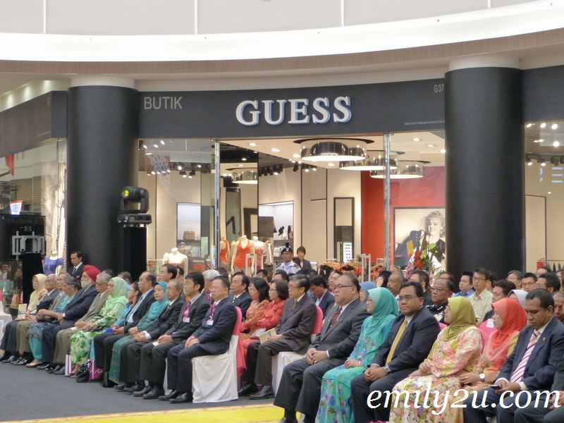 AEON Ipoh Station 18 Shopping Centre Grand Launch