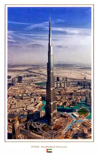 Воровство фотографии богатейшим отелем в Дубаи