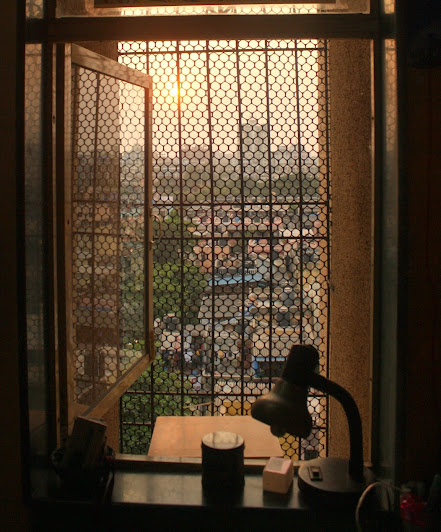 Mumbai from my window