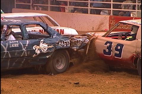 Saints Row  Demolition Derby Car Cheat