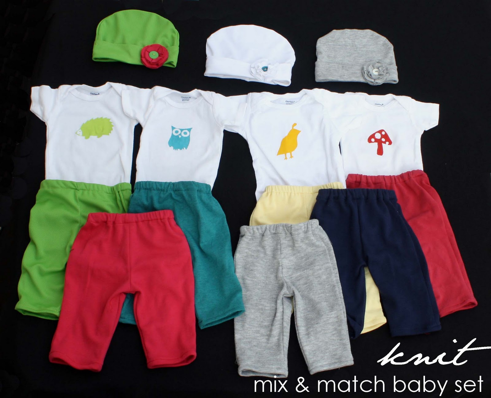 Running With Scissors Baby Girl Casual Collection