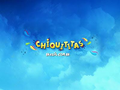 papel parede Chiquititas