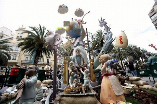 Amazing Saint Joseph Celebration in Valencia Seen On  www.coolpicturegallery.us