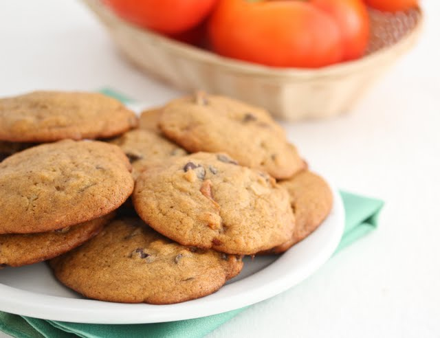Persimmon Cookies - Kirbie's Cravings