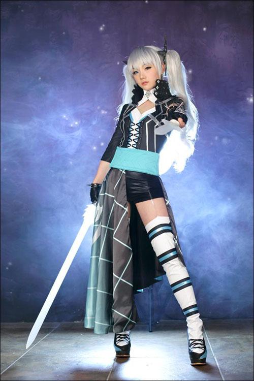 Kiều nữ Miyuko hút hồn với cosplay Cyphers 16
