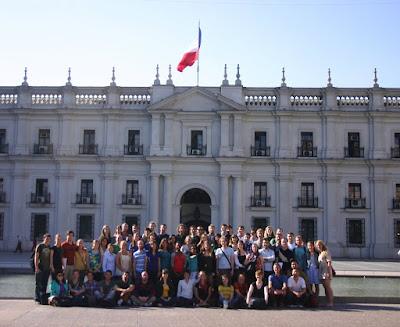 English Open Doors Chile