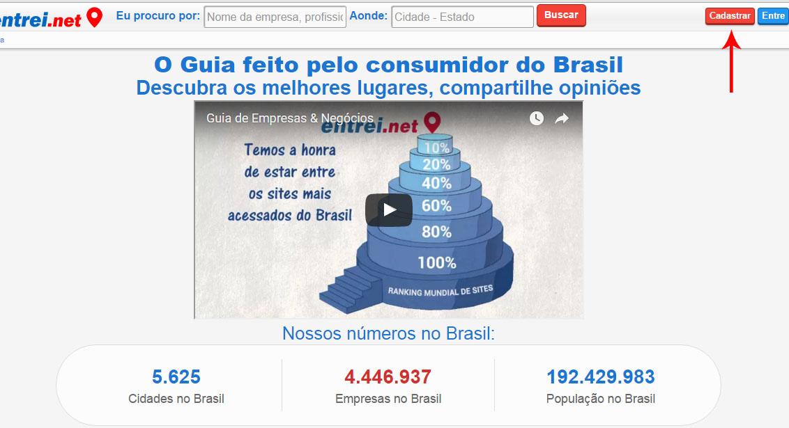 Como criar backlinks - Diretórios Brasileiros