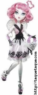"""Monster High - Novedades para 2012: con los kits """"Create a Monster"""" se pueden crear nuevos personajes como esta Cupido"""