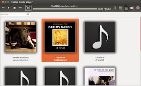 Xnoise un excelente reproductor con integración para Ubuntu One Music